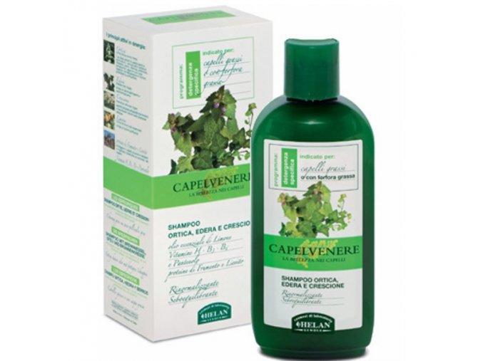 HELAN Šampon na mastné vlasy 200 ml