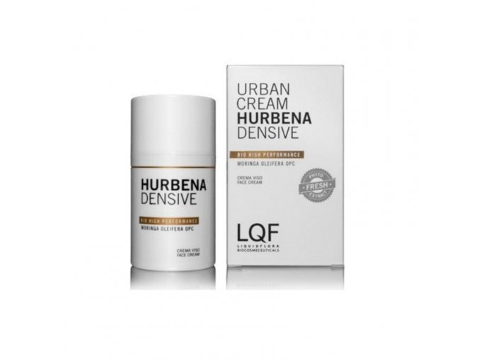 LIQUIDFLORA pleťový krém pro normální a suchou městskou pleť HURBENA DENSIVE 50 ml
