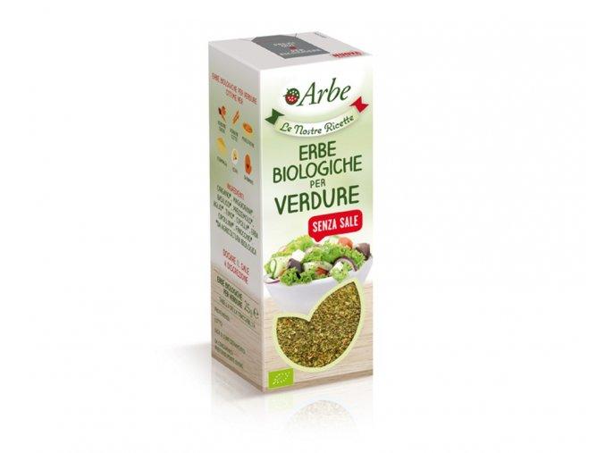 PFC012 zelenina BIO