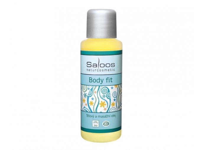 Masážní tělový olej Body fit