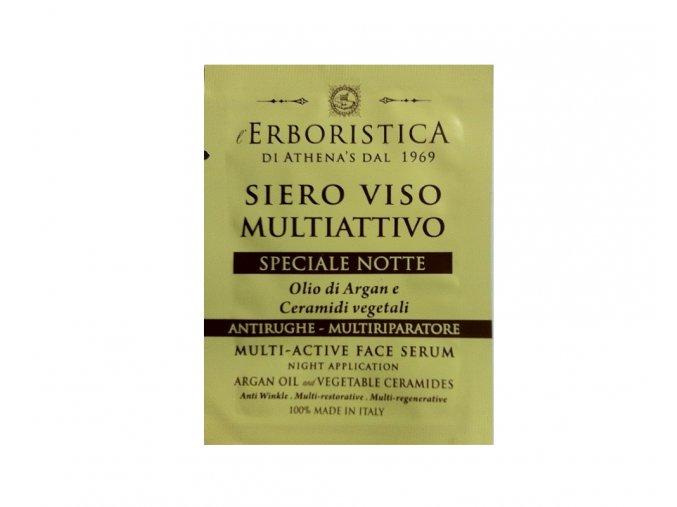 Athenas Erboristica Pleťové sérum s arganovým olejem a rostlinnými ceramidy Tester 2 ml