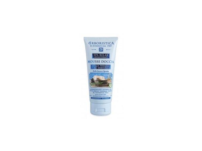 Athena's Spa Relax Sprchový gel regenerační a relaxační 200 ml