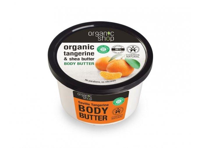 tělové máslo sevilská mandarinka