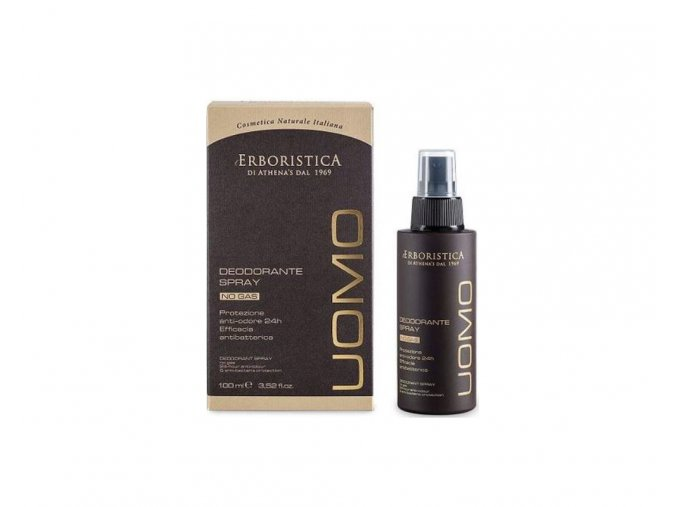 Erboristica Uomo Deodorant pánský pro citlivou pokožku 100 ml