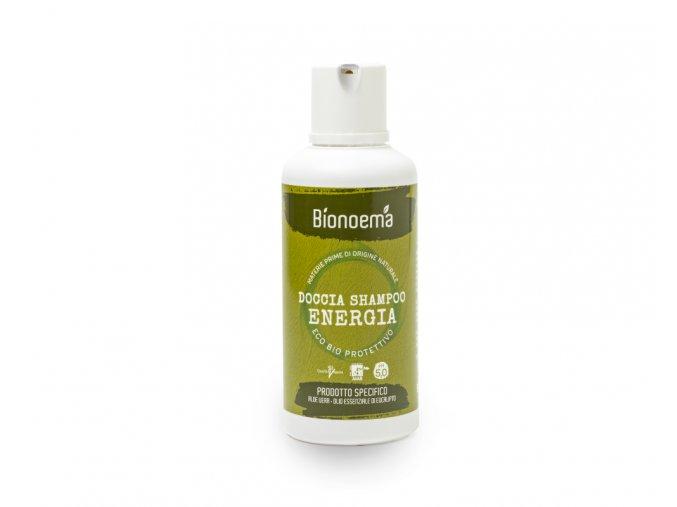 Bionoema Energia Sprchový gel a šampon pro sportovce bio 500 ml