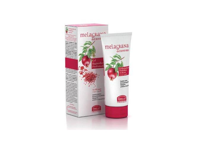 HELAN Sprchový gel Granátové jablko 250 ml