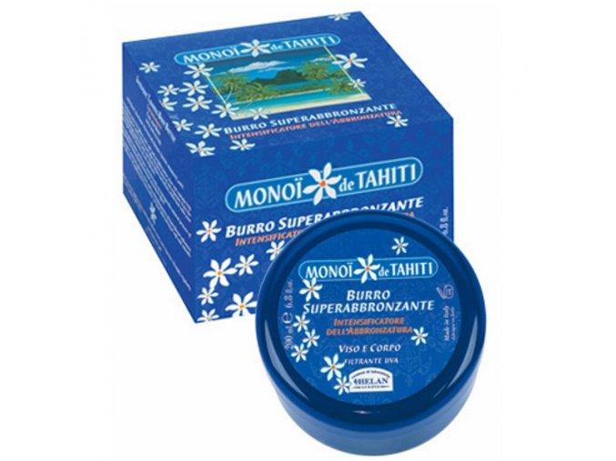 HELAN Opalovací tělové máslo SPF6, 200 ml