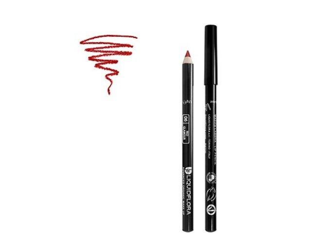 Bio konturovací tužka na rty LIP DEFINER LIQUIDFLORA - RED GLAMOUR-06
