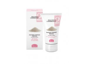 HELAN Jemná peelingová maska pro suchou pleť 50 ml