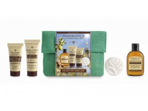 Athena's Erboristica kosmetická dárková sada s arganovým olejem