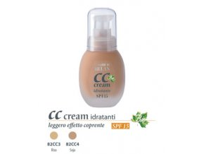 HELAN Tónovací pleťový krém hydratační č. 3, 30 ml