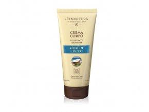 Athena's Tělový krém s kokosovým olejem 200 ml