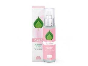 HELAN ALBA - Mycí peelingový gel proti skvrnám 50 ml