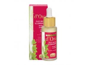 HELAN Výživný pleťový olej proti vráskám ORO