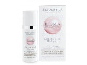 Athena's Illumia BIO pleťový krém hydratační 50 ml