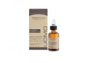 Athenas Erboristica UOMO Výživný olej na vousy s vitamínem E 30 ml