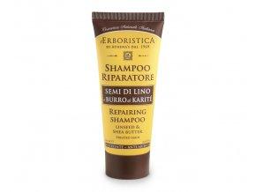 T247 šampon lněný