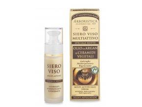 Athenas Erboristica Pleťové sérum s arganovým olejem a rostlinnými ceramidy 30 ml