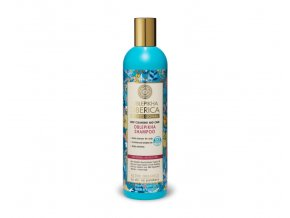 rakytnikovy šampon pro normální a mastné vlasy
