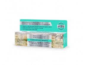 přírodní zubní pasta kamčatský minerál