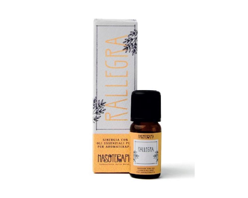 Nasoterapia Esenciální olej RALLEGRA 10 ml