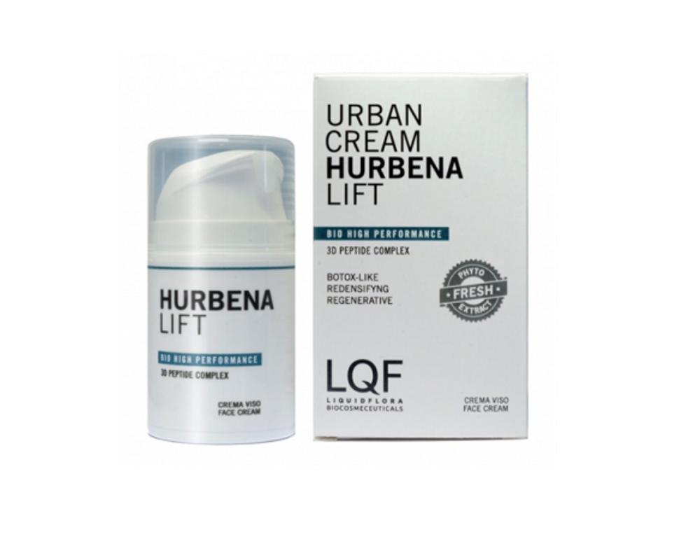 LIQUIDFLORA Liftingový pleťový krém pro normální a smíšenou městskou pleť HURBENA LIFT TENDER 50 ml