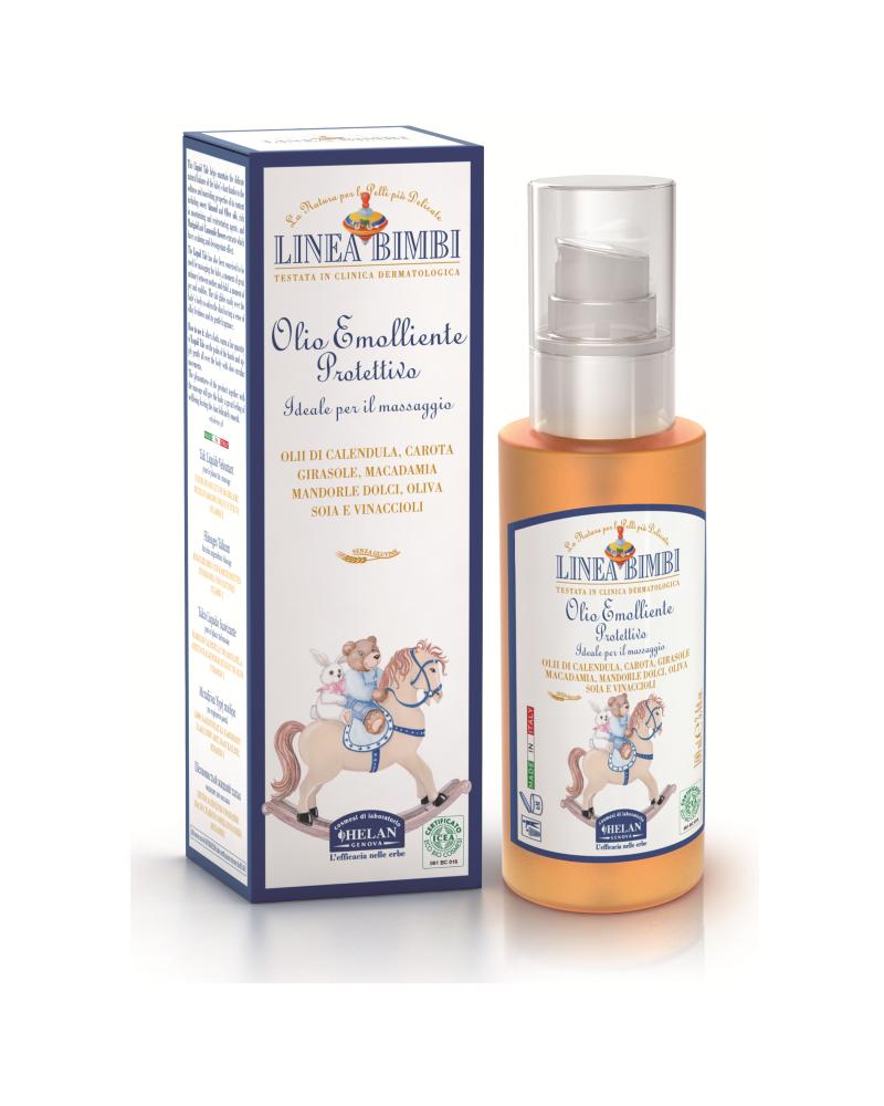 HELAN Olej ochranný zjemňující dětský 100 ml