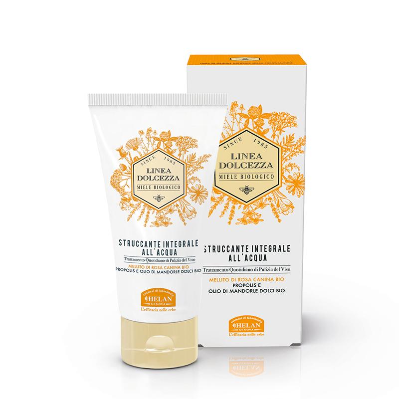 HELAN čistící medová emulze s propolisem na odstranění make-upu 150 ml