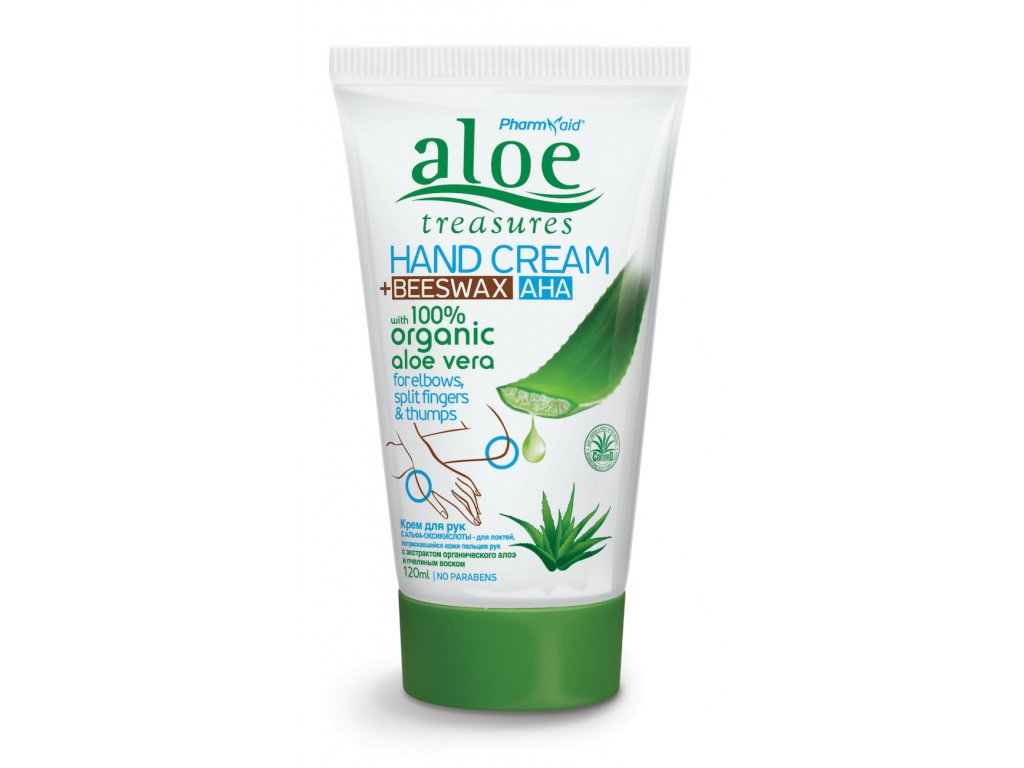 hand cream beeswax