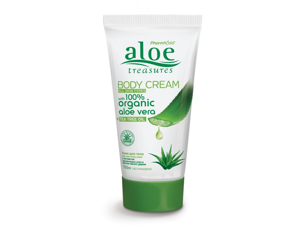 body cream aloe