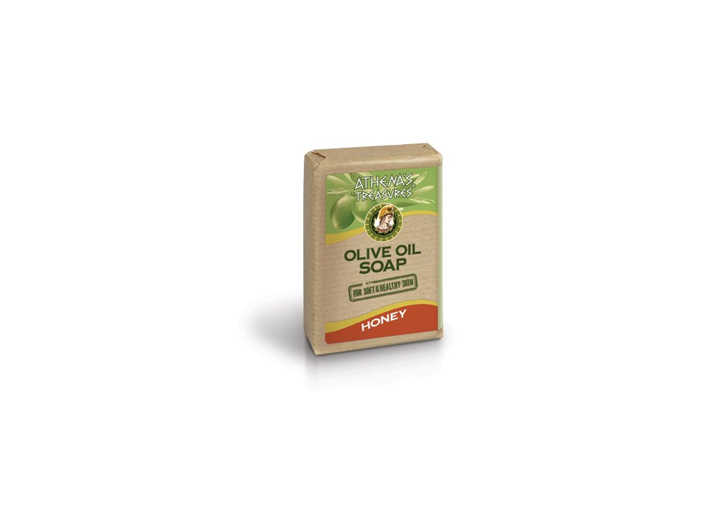 athenas soap honey 100g