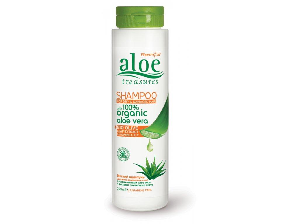 shampoo dry