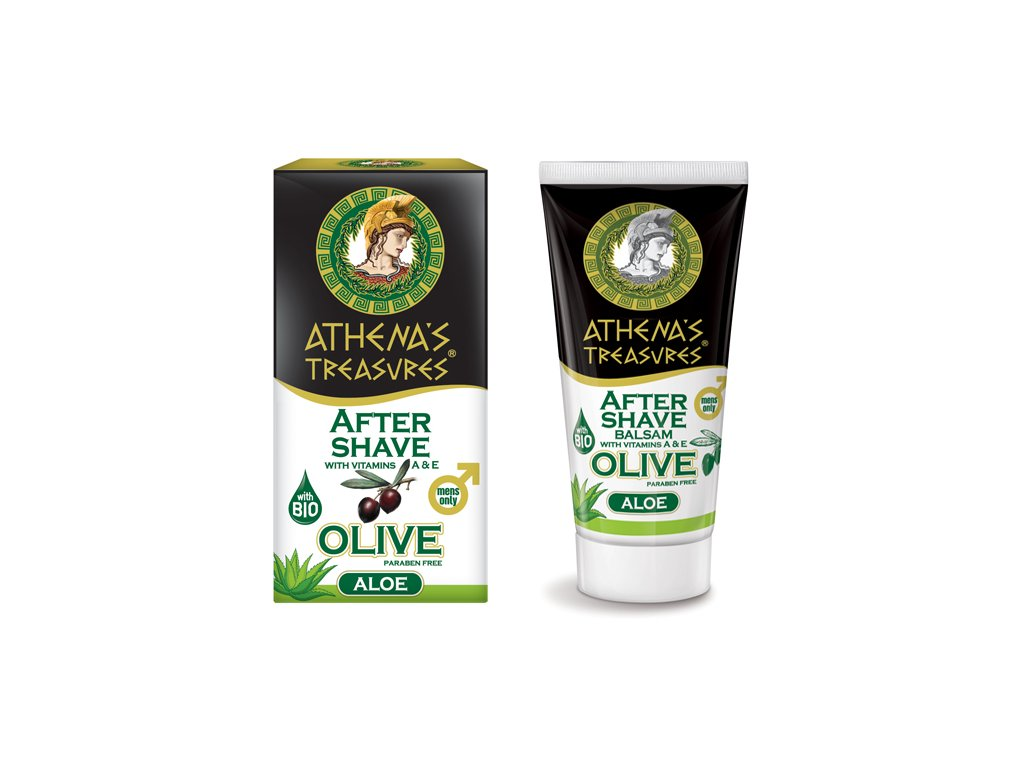 after shave aloe 50ml