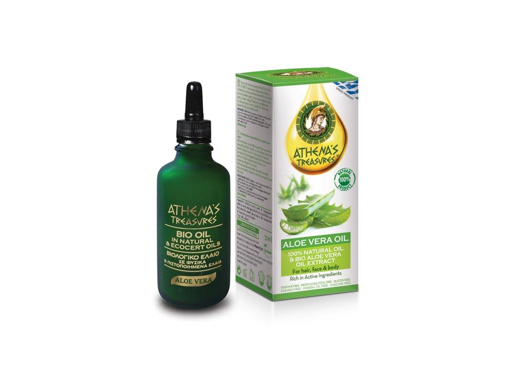 athenas oil aloe 50ml