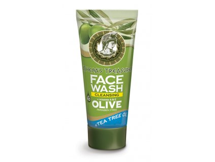 face wash tea tree