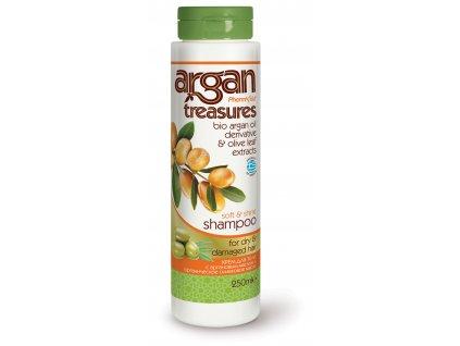 shampoo dry small