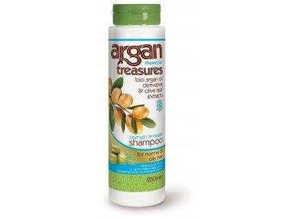 shampoo oily small