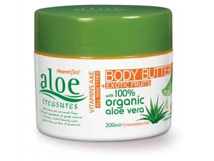 body butter exotic v