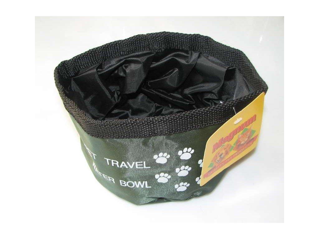 Psí cestovní miska - nylon