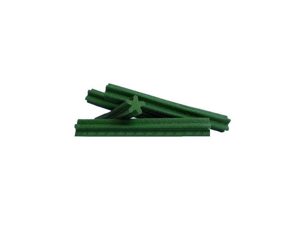 Magnum jerky tyčka křížová CHLOROPHYL 12,5cm (50ks)