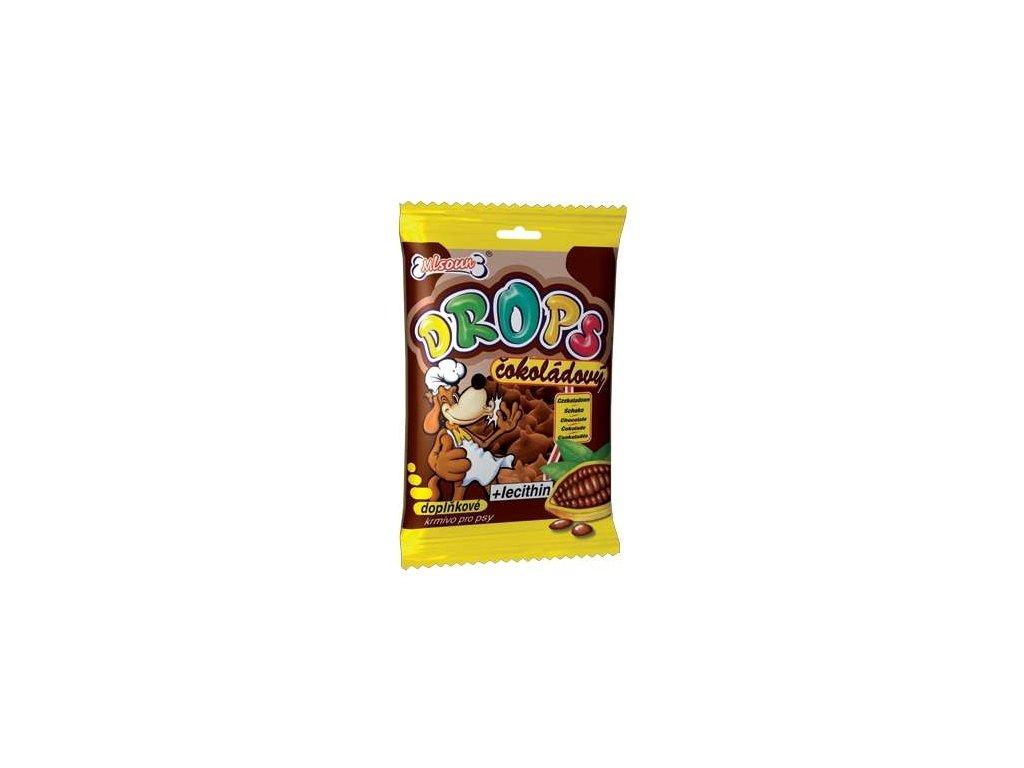 ML Drops Dog čokoládový 75g