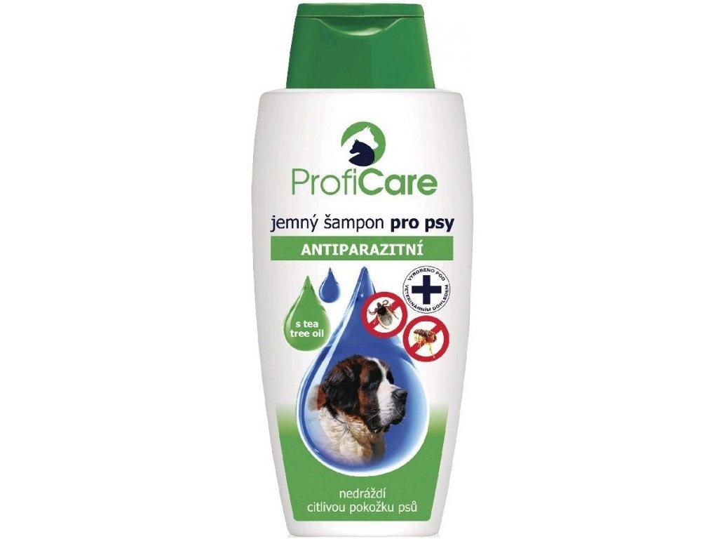 Proficare šampon pro psy antiparazitní 300ml