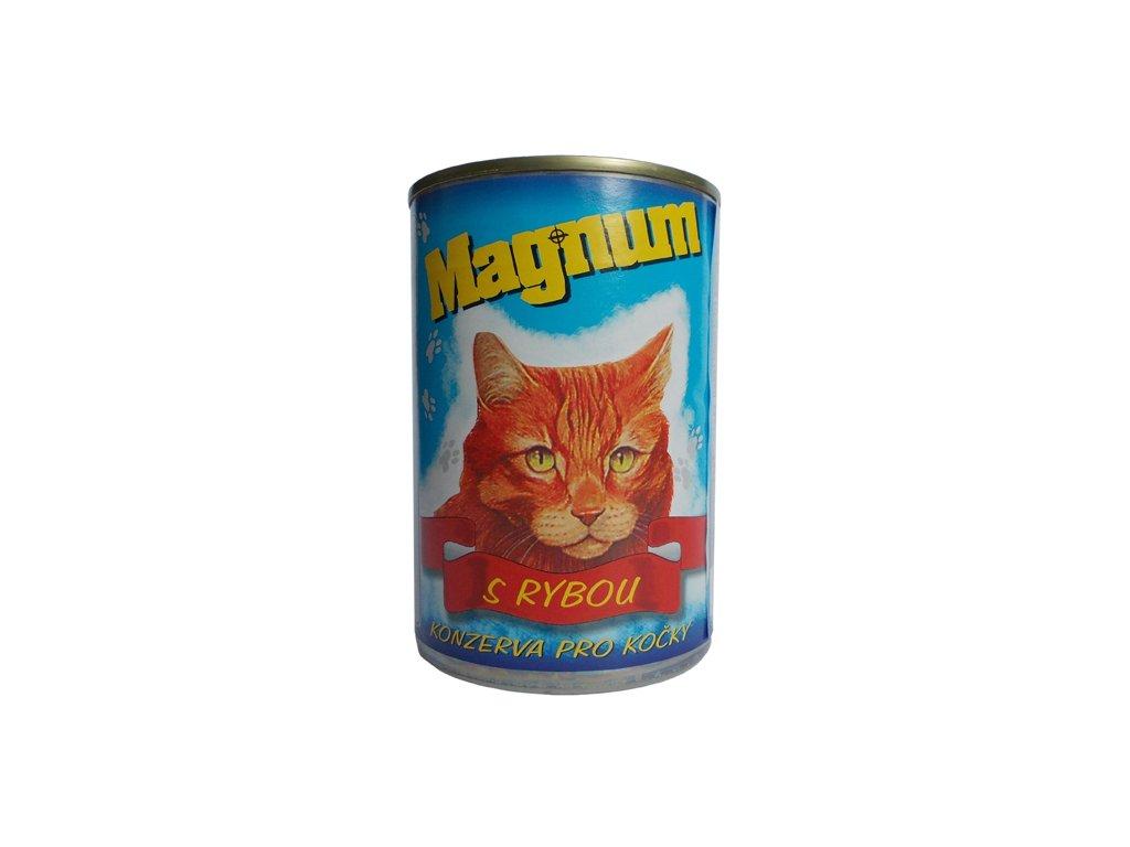 Magnum kočka ryba 400g