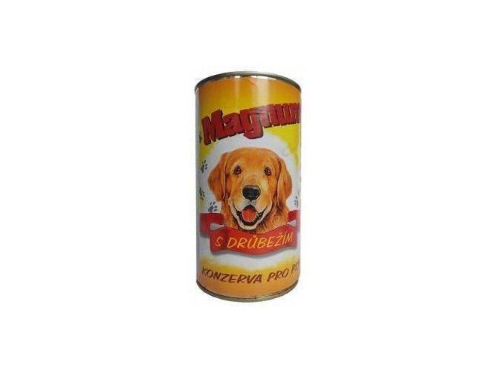 Magnum pes Drůbeží 1200g