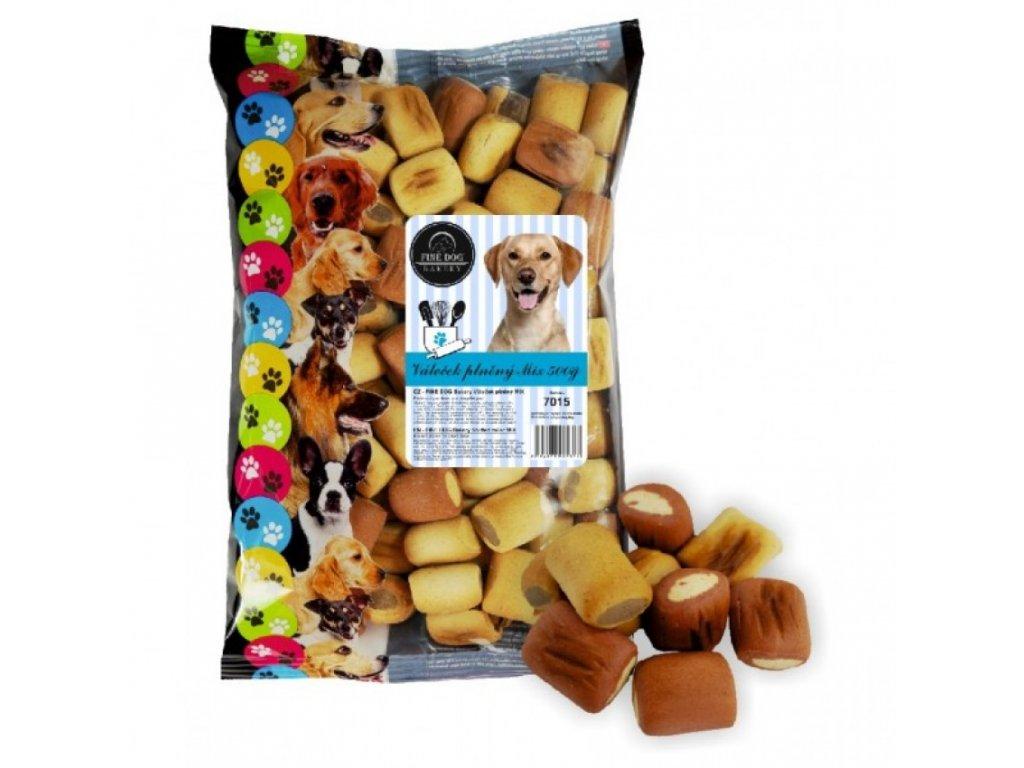 FINE DOG Bakery válečky snack 500g