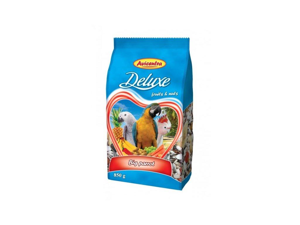 Avicentra Velký papoušek Deluxe 15kg