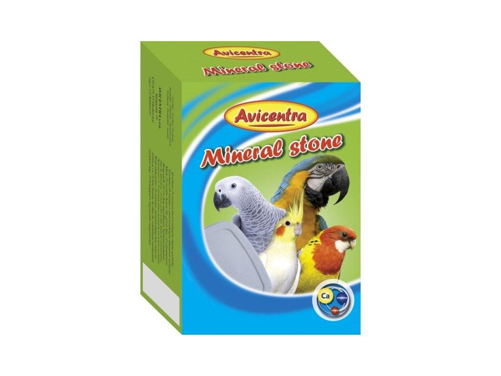 Avicentra Minerální kámen pro papoušky