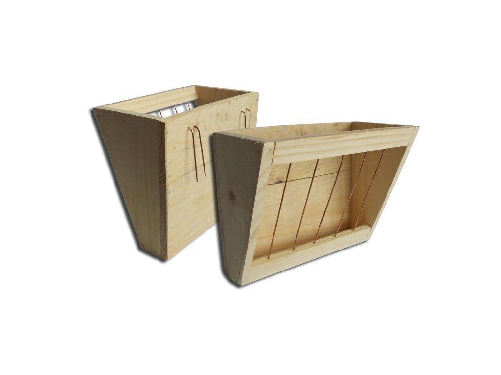 Dřevěné jesličky VNĚJŠÍ
