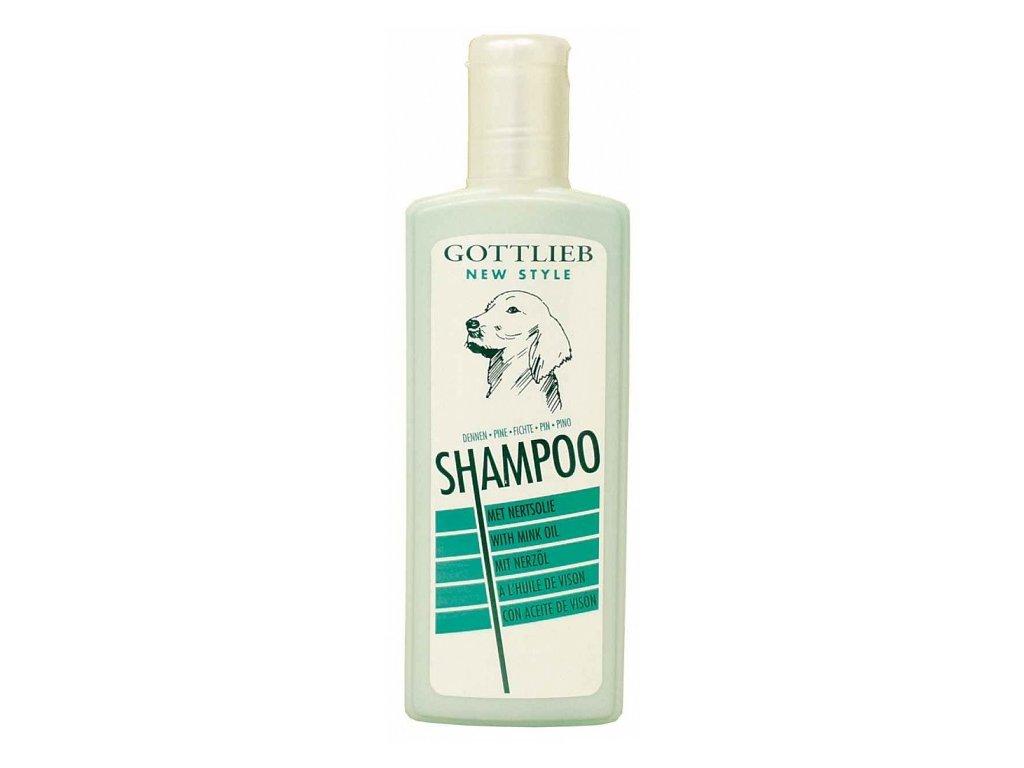 Šampon Gottlieb FICHTE (smrkový) 300ml