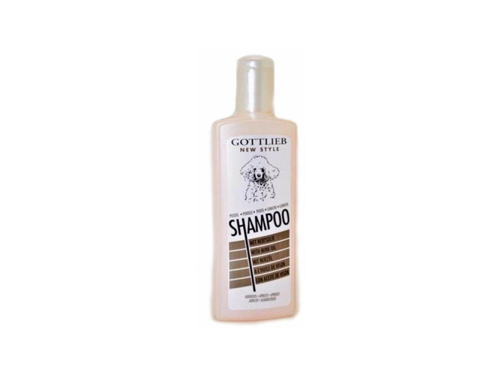 Šampon Gottlieb PUDL APRICOT 300ml